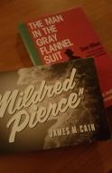 Mildred Pierce Gray Flannel Suit