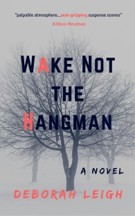 Wake Not the Hangman - Kindle Cover - July 2017